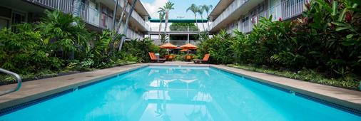 Pacific Marina Inn - Honolulu - Rakennus