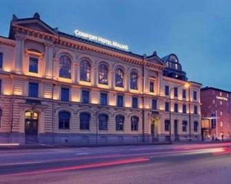 Comfort Hotel Malmö - Malmö - Gebäude