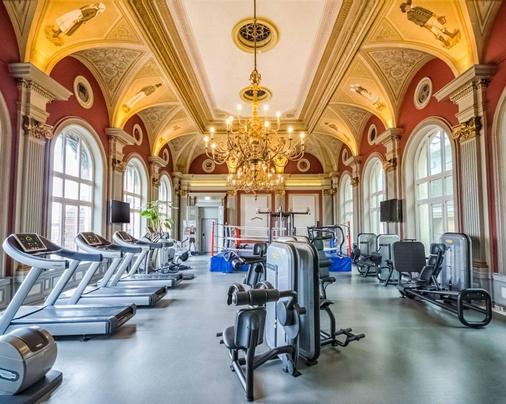Comfort Hotel Malmö - Malmö - Gym