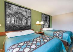 Super 8 by Wyndham Harrisburg Hershey West - Harrisburg - Bedroom