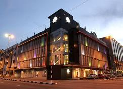 The Brunei Hotel - Bandar Seri Begawan - Edificio