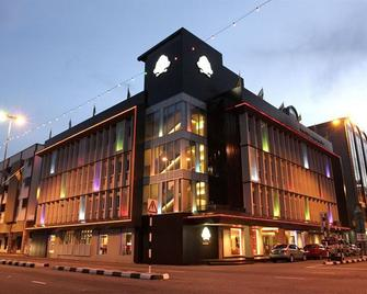The Brunei Hotel - Bandar Seri Begawan - Gebäude