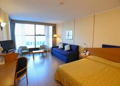 Express Hotel Aosta East - Pollein - Bedroom