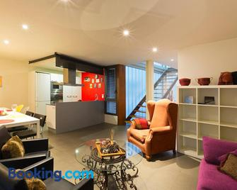 Casa Soto Del Ebro - Tudela - Living room
