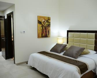 Welcome Hotel Apartments (Deluxe) - Dubai - Bedroom