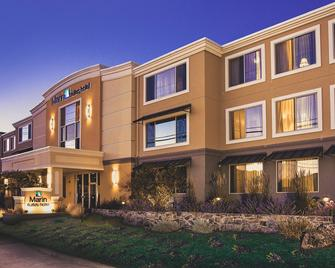 Marin Suites Hotel - Corte Madera - Building