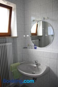 Hotel Gasthaus Wangerhof - Augsburg - Bathroom