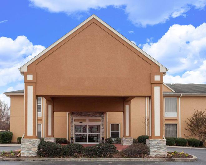 Quality Inn and Suites I-40 East - North Little Rock - Bâtiment