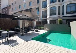 加泰羅尼亞格拉西亞大道酒店 - 巴塞隆納 - 游泳池