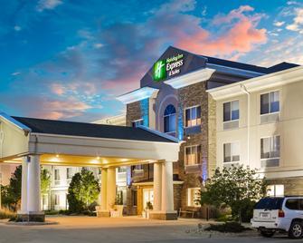Holiday Inn Express & Suites Bellevue - Белвью - Здание