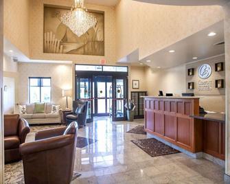 Comfort Suites West Warwick - Providence - West Warwick - Лоббі