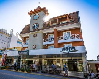 Hotel Castelo - Gravatal - Building