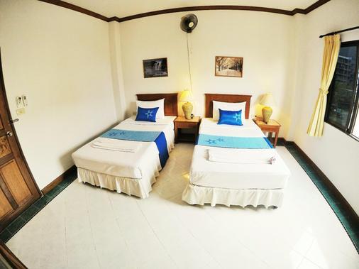 Sea Front Home - Bãi biển Patong - Phòng ngủ