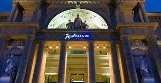 Radisson Blu Hotel, Nantes - Nantes - Bangunan