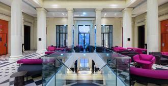 Radisson Blu Hotel, Nantes - נאנט - לובי