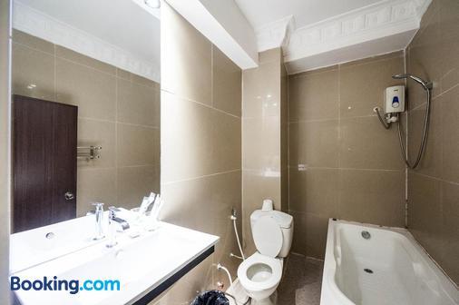 Angkor International Hotel - Phnom Penh - Bathroom