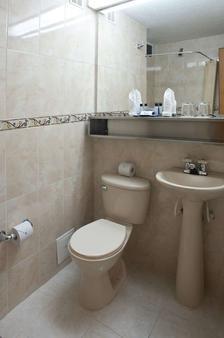 Hotel Dann Avenida 19 Bogota - Bogotá - Bathroom
