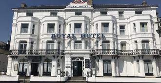 Royal Hotel - Great Yarmouth - Building