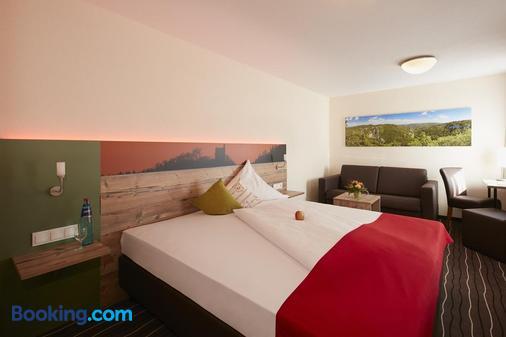 Hotel Gasthof Sonne - Fridingen an der Donau - Bedroom