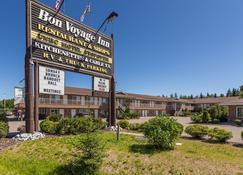 Bon Voyage Inn - Prince George - Κτίριο