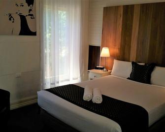 Rose City Motor Inn - Беналла - Спальня