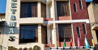 Retamas Hotel - Cajamarca - Edificio