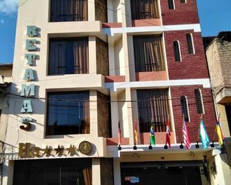 Retamas Hotel - Cajamarca - Building