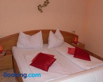 Ferienwohnungen am Bauernhof - Rangersdorf - Bedroom