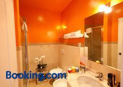 66 帝國豪華酒店 - 羅馬 - 羅馬 - 浴室