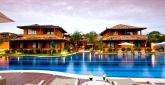 Hotel Ferradura Resort - בוזיוס - בריכה