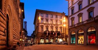 Helvetia & Bristol Firenze - Starhotels Collezione - Florencia - Vista del exterior