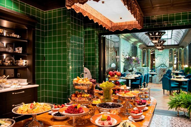 Helvetia & Bristol Firenze - Starhotels Collezione - Florence - Buffet