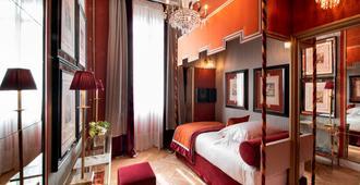 海爾維和布里斯托爾佛羅倫薩 - 星級酒店系列 - 佛羅倫斯 - 佛羅倫斯 - 臥室