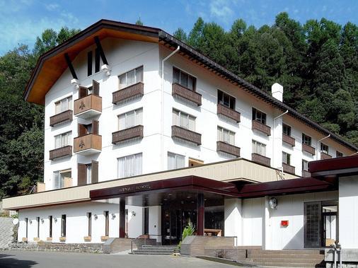 Nozawa Grand Hotel - Nozawa Onsen - Κτίριο