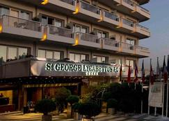 St George Lycabettus Hotel - Афіни - Building