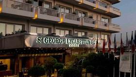 St George Lycabettus Hotel - Atene - Edificio