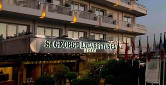 St George Lycabettus Hotel - Athens - Building