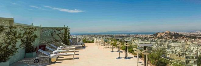 St George Lycabettus Hotel - Афины - Здание