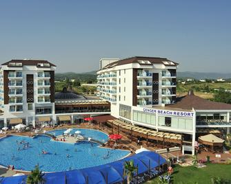 Cenger Beach Resort & Spa - Kizilot - Gebouw