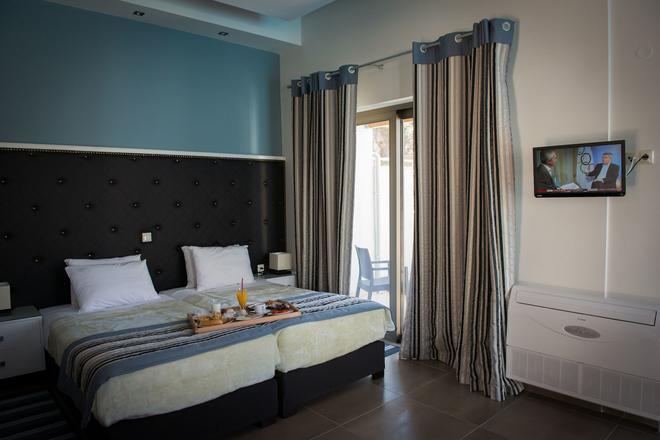 Mantinia Bay Hotel - Kalamata - Makuuhuone