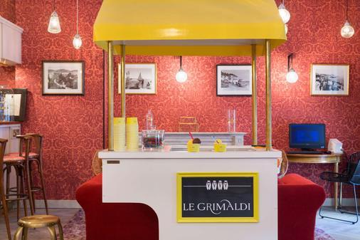快樂文化格里馬爾迪飯店 - 尼斯 - 大廳