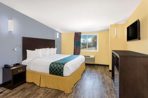 Days Inn by Wyndham New Orleans Pontchartrain - New Orleans - Bedroom