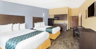 Days Inn by Wyndham New Orleans Pontchartrain - ניו אורלינס - חדר שינה