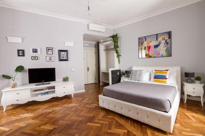 Athena Guest House - Рим - Спальня