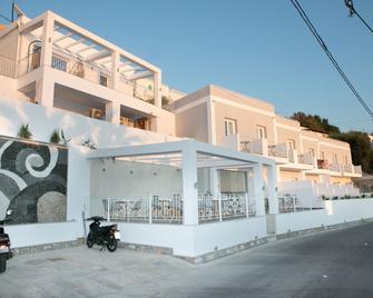 Hyperion Hotel Kalymnos - Kálymnos - Building