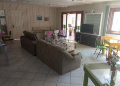 Hostel Casa Verde - Itajaí - Sala de estar