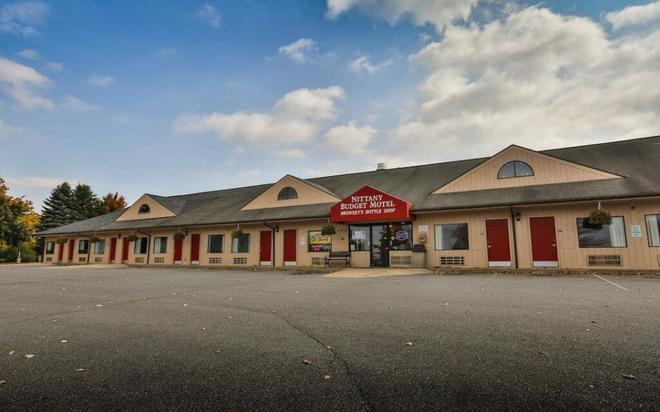 Nittany Budget Motel - State College - Κτίριο