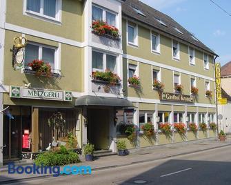 Gasthof Krone - Neresheim - Gebouw