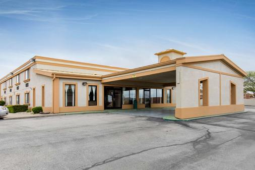 Quality Inn & Suites Bloomington - Bloomington - Rakennus