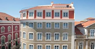 Teatro Boutique Bed & Breakfast - Lisbon - Building